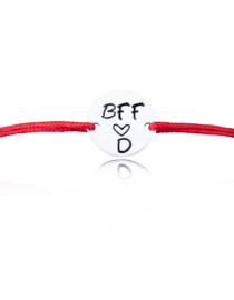 BFF – bratara reglabila personalizata